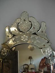 Algo especial el maravilloso misterio de los espejos - Espejo veneciano antiguo ...