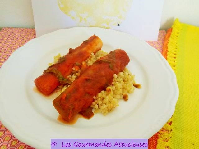 Les gourmandes astucieuses cuisine v g tarienne bio saine et gourmande faite maison - Comment cuisiner le poireau ...
