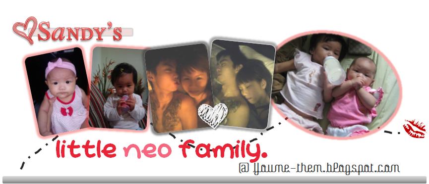 愛 Weiqiang & My Little Neos
