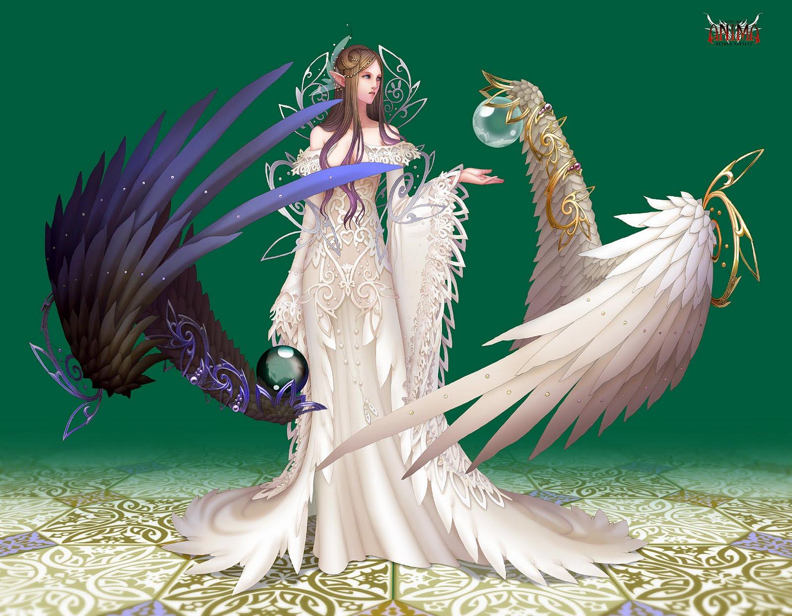 Februari 2011 - Angel girl wallpaper ...