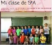 MI CLASE DE 5ºA