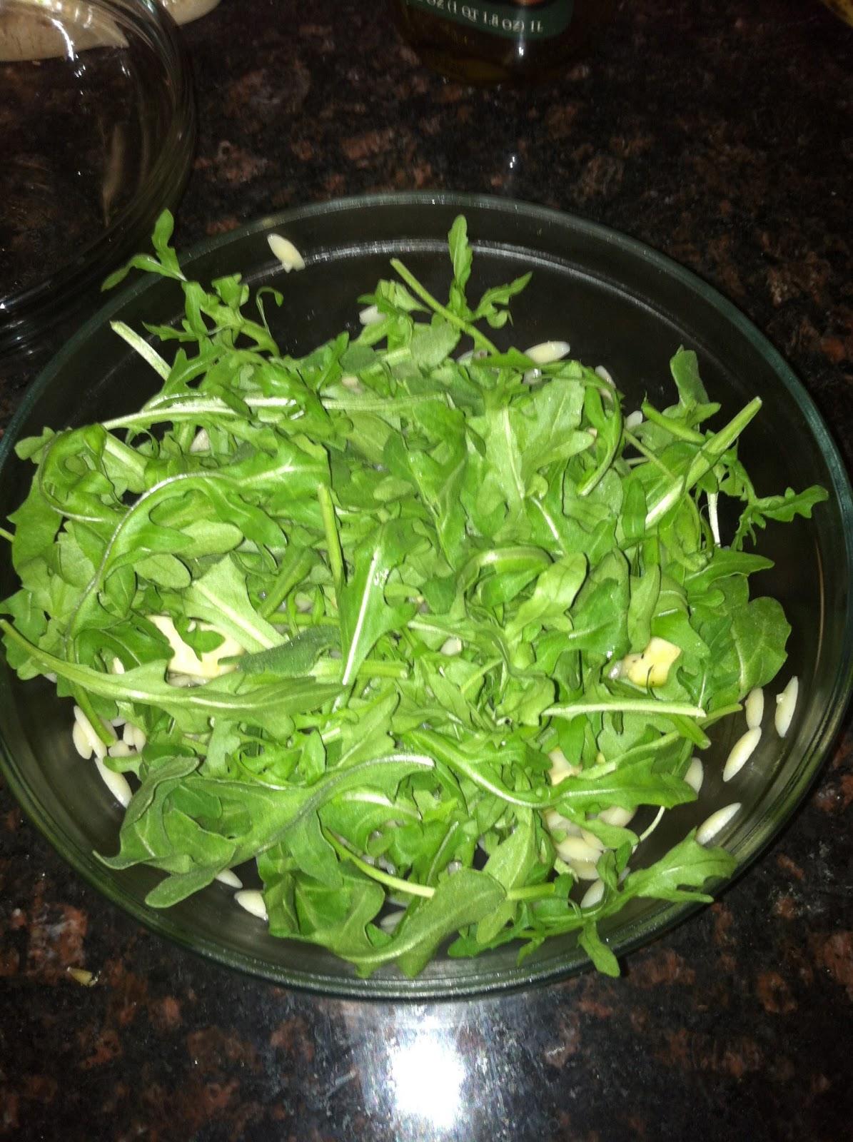 ... lemon pepper vinaigrette mixture, adding additional vinaigrette to