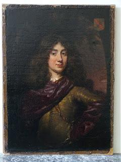 Sypesteyn in the picture onderhoud en restauratie collectie schilderijen - Schilderij kamer jongen jaar ...