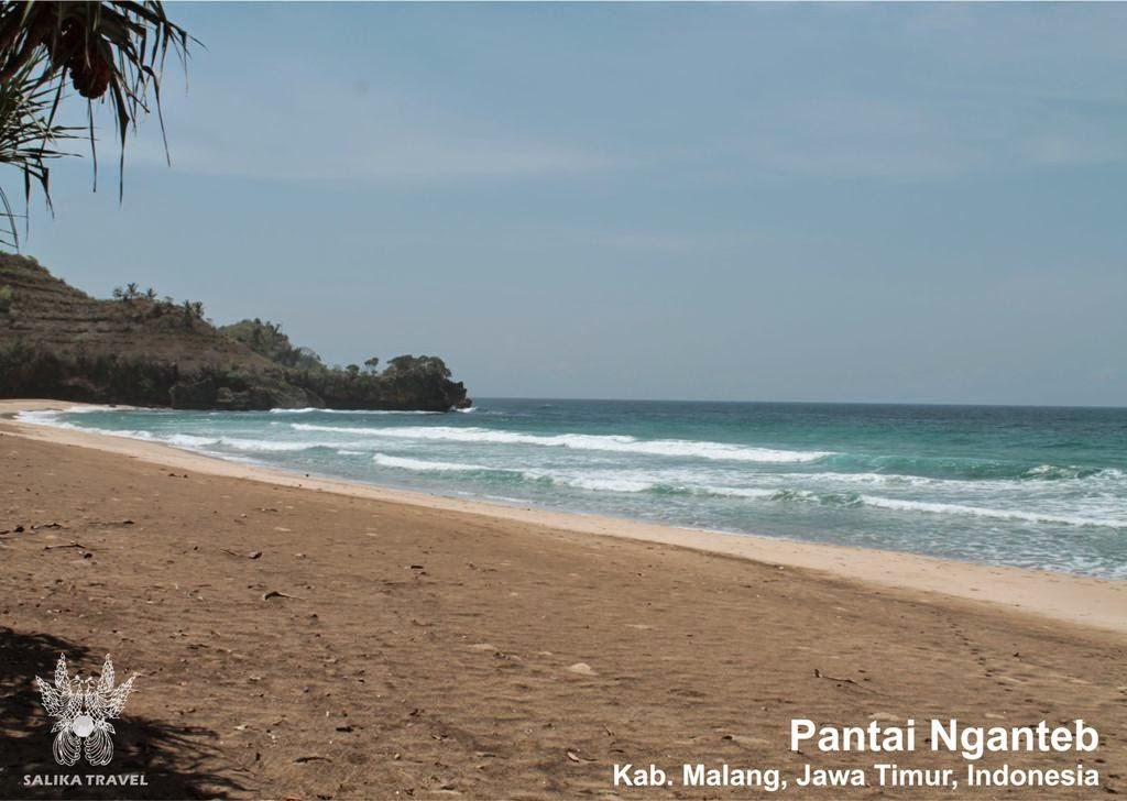 Salika Travel : Wisata Pantai Nganteb