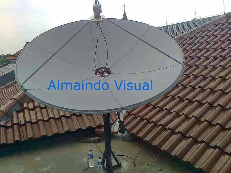 Toko Antena Parabola Bogor