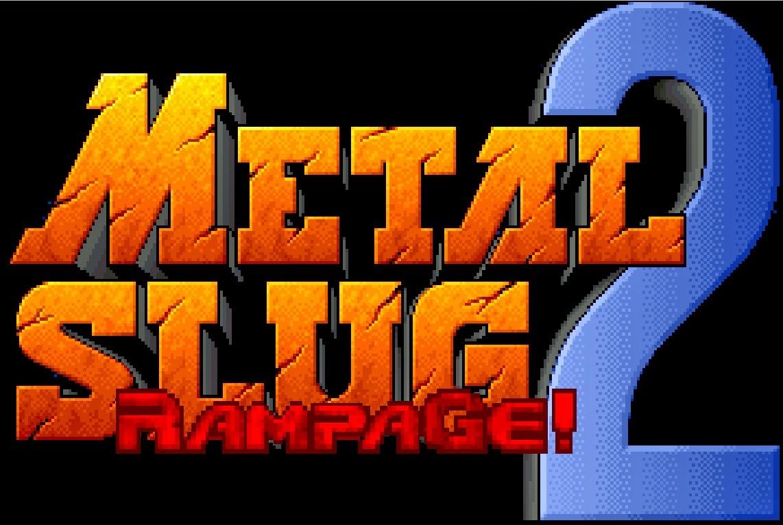 Metal slug 2 oyna süper savaş oyunu