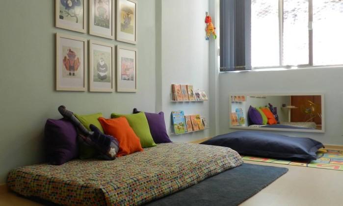 Decoração de quartos inspirados no método montessoriano  ~ Sobre Quarto Montessoriano
