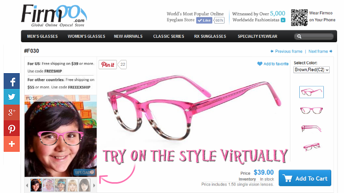 optical glasses online shop  Momma Told Me: Tween Eyewear Fashion Meets Practicality + Online ...
