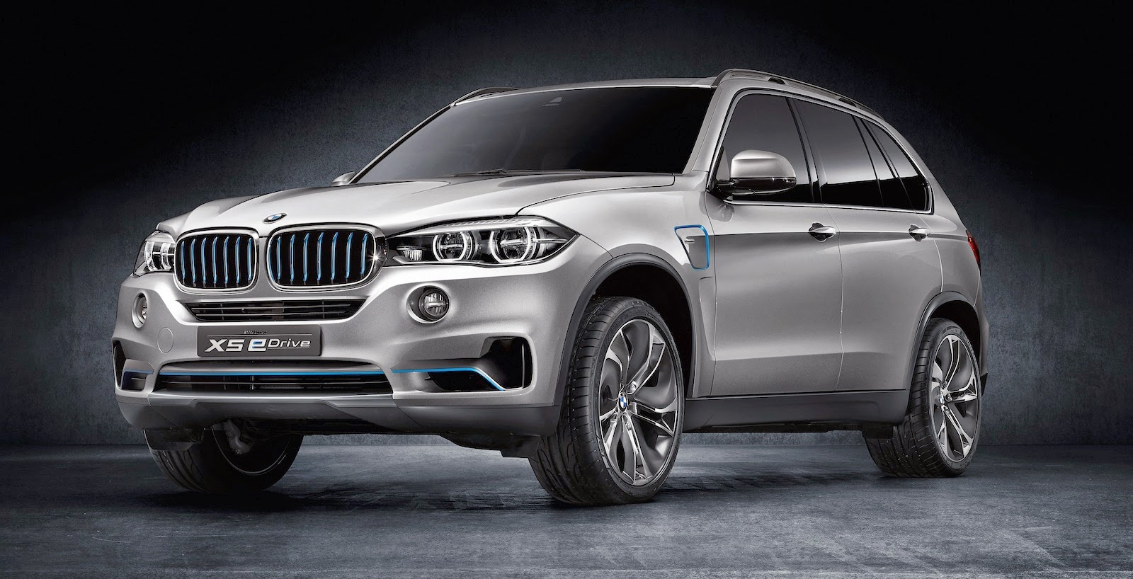 Bmw S Up With Concept X5 Edrive Plug In Hybrid