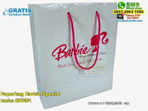 Paperbag Barbie Special