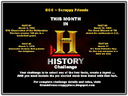 "MARCH ""THIS MONTH IN HISTORY"" CHALLENGE"
