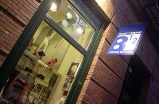 imagen de la tienda Ocho y medio de Madrid