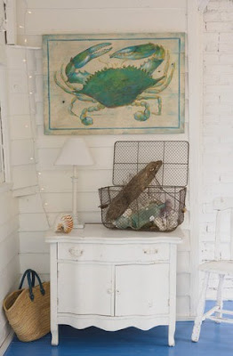 coastal style breaking the rules decorating tips on a