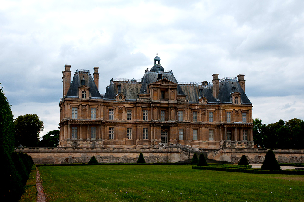 Loveisspeed the ch teau de maisons laffitte for Pictures of baroque architecture