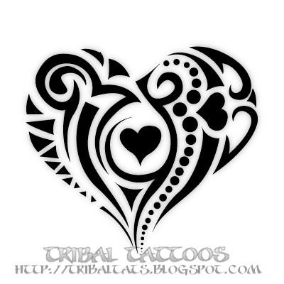 tamuramaro mitsukuri 7 unique designs of tribal heart tattoos gallery. Black Bedroom Furniture Sets. Home Design Ideas