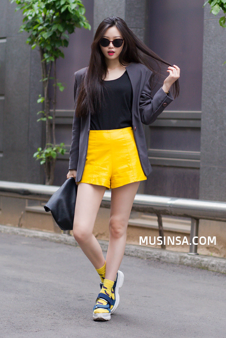 Korean Street Fashion
