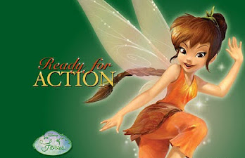 Disney Fairies Cartoon Wallpaper