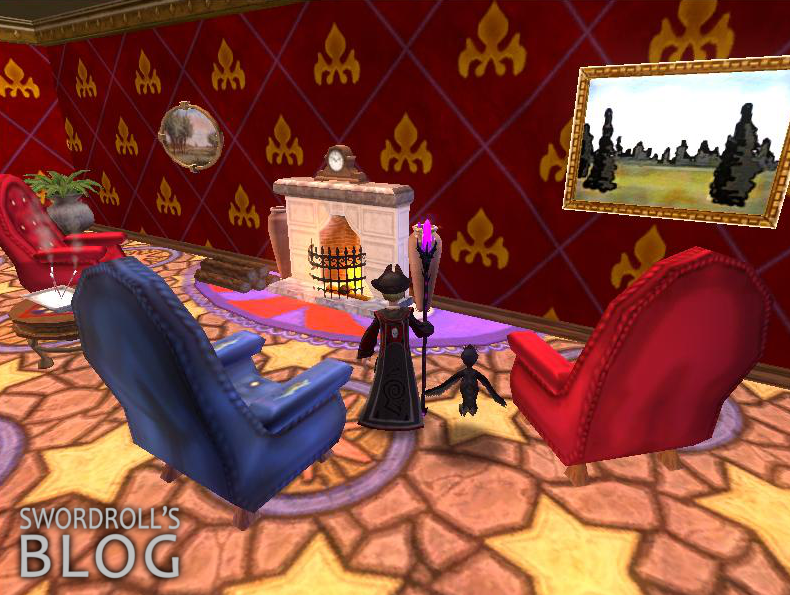 Wizard101 Advanced Lighting in Housing, Lighting Notes, and A ...