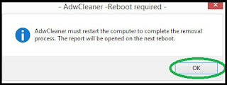 Click OK and Your PC will restart automatically.