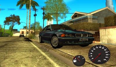 Cleo Speedometer Gasoline