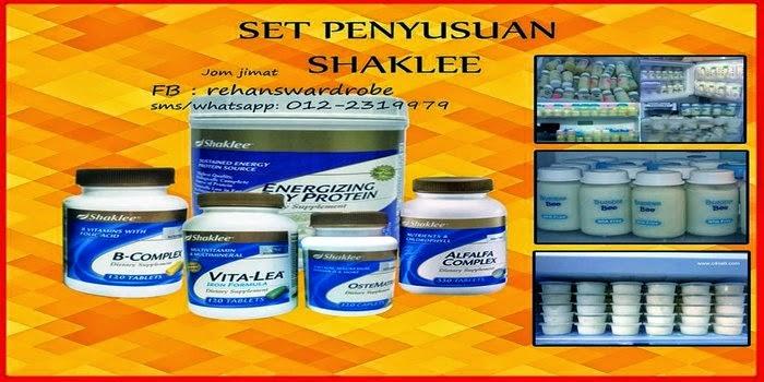 Shaklee Supplements