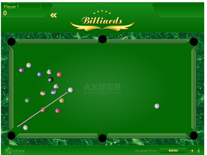 Billards en ligne