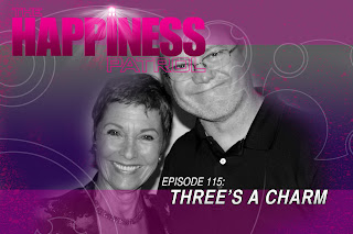 The Happiness Patrol Episode 115: Three's a Charm