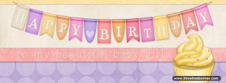 Birthday Girl Facebook Timeline Cover
