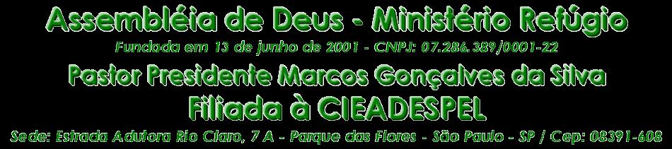 Assembléia de Deus Ministério Refúgio