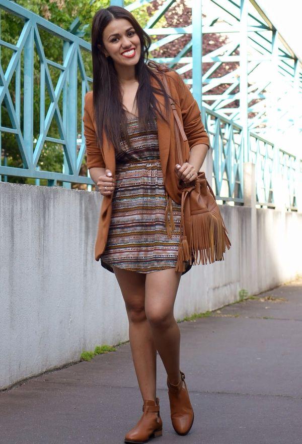 Moda en vestidos casuales