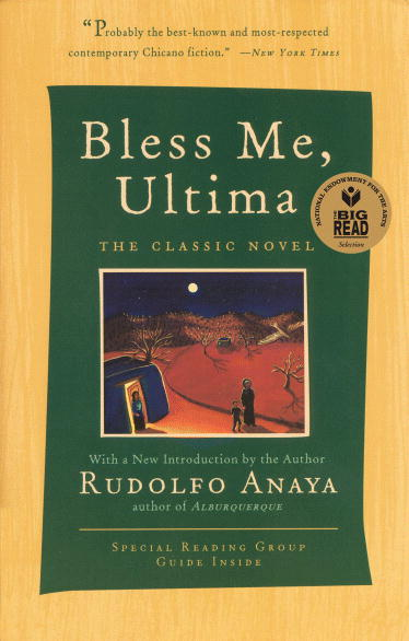 an analysis of the character of antonio in bless me ultima Or she chooses the wrong path however, for rudolfo anaya's experiment antonio of bless me, ultima, the results are promising antonio, as a child.