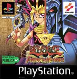 Yu Gi Oh PS1 : Forbidden Memories PC Game Free img