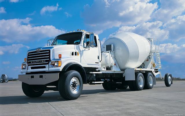 фотографии машины грузовые