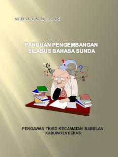 RPP BAHASA SUNDA KLS 1 SM 1 TEMA 1