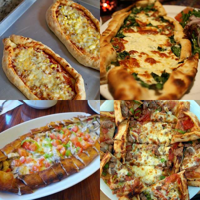 طريقة عمل البيتزا التركية و لا اسهل