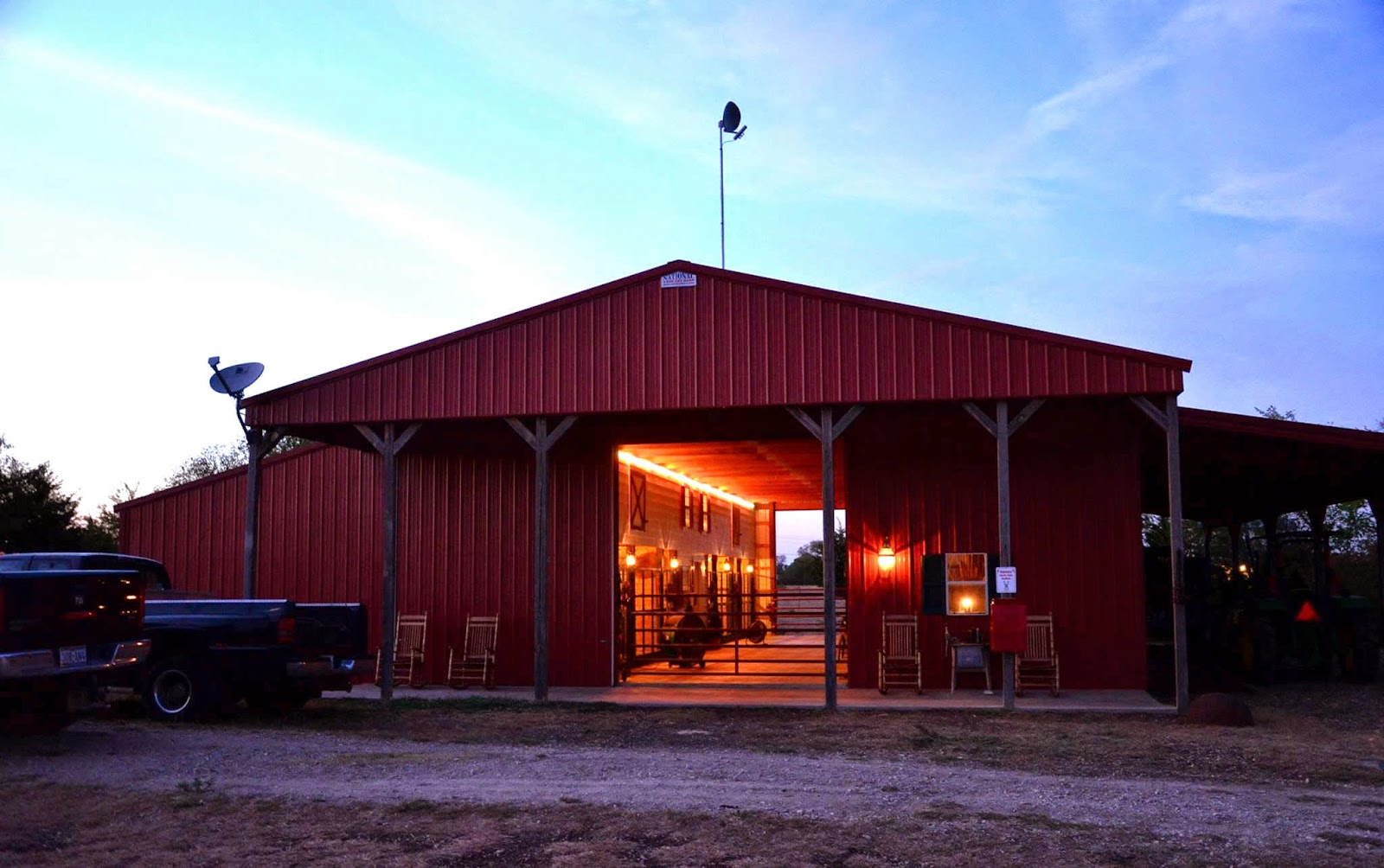 Central division news 2015 for Horse pole barn