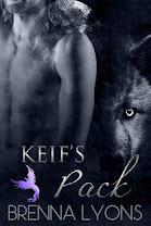 <i>Keif&#39;s Pack</i><br>By Brenna Lyons