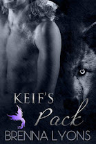 <i>Keif&#39;s Pack</i><br>By Brenna Lyons