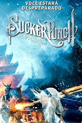 Filme Poster Sucker Punch - Mundo Surreal DVDRip XviD Dual Audio & RMVB Dublado