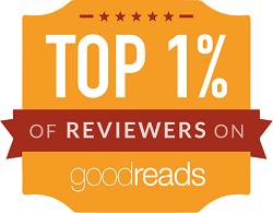 Top Reviewer  Badge Goodreads