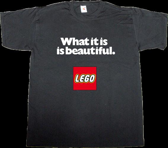 lego toys vintage retro autobombing t-shirt ephemeral-t-shirts