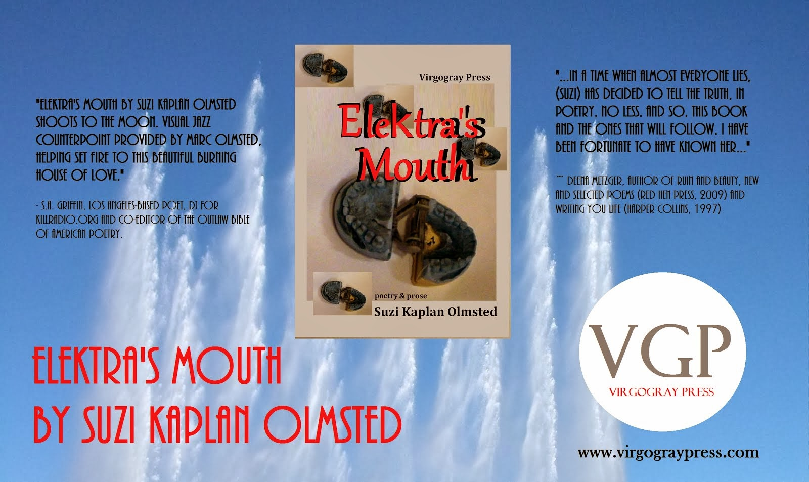 Elektra's Mouth by Suzi Kaplan Olmsted