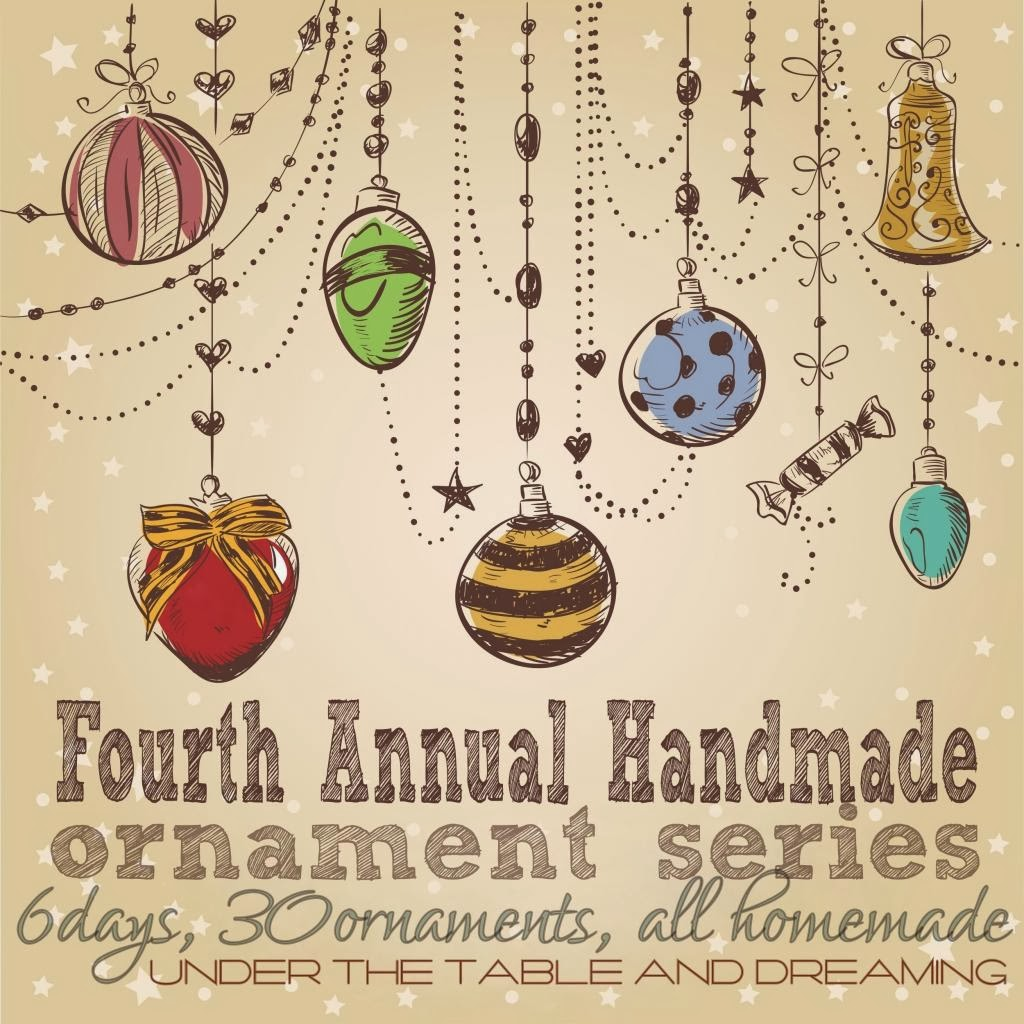 Annual Handmade Ornament Series