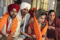 Harbhajan Singh With Family pics