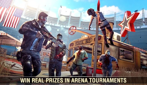 DEAD TRIGGER 2 APK [Unlimited Ammo]