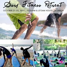 Surf Fitness Retreat