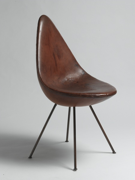 ARNE JACOBSEN - DROP CHAIR, 1958