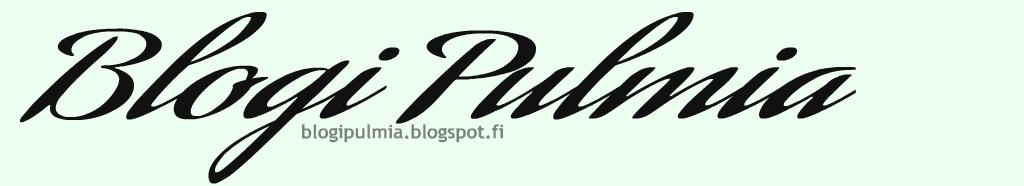Blogi Pulmia?