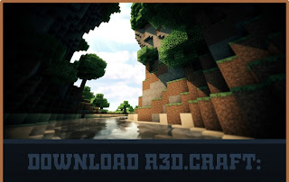 R3D.CRAFT Texture Pack 1.7.2 Minecraft 1.7.2
