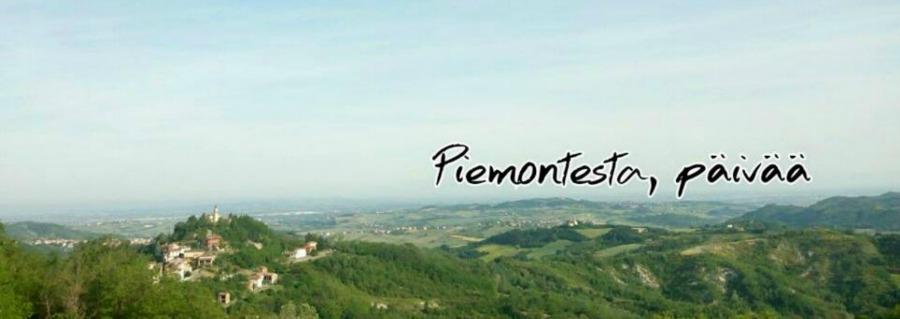 Piemontesta, päivää